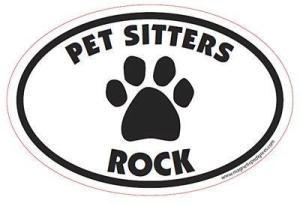Pet Sitters Rock